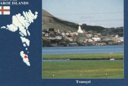 Faroe Islands  Tvoroyri - Faroe Islands