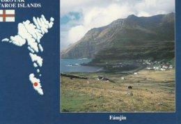 Faroe Islands  Famjin - Faroe Islands
