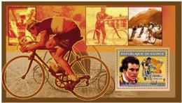 Guinea  2006 Cycling, Bicycle - Guinea (1958-...)