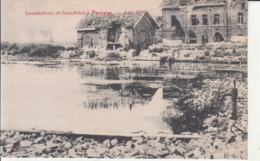 Pervyse (Juin 1916) - Inondations Et Tranchées - Diksmuide