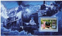 Guinea  2006 Trains And Locomotive - Guinea (1958-...)