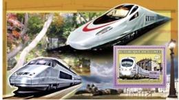 Guinea  2006 Trains - Guinea (1958-...)