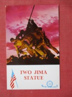 Iwo Jima Statue Marine Corps War Memorial Arlington Va.   Ref   3606 - Monuments Aux Morts