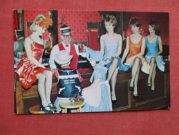 Can Can  Dancers Crystal Palace Saloon Ogallala  - Nebraska  Ref   3606 - Etats-Unis