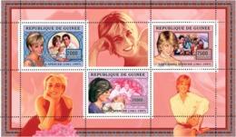 Guinea  2006 Princess Diana - Guinea (1958-...)