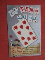 With Tender Greetings -  Ref   3606 - Cartas
