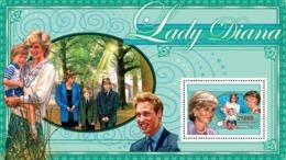 Guinea  2006 Princess Diana , William Prince - Guinea (1958-...)