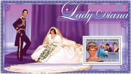 Guinea  2006 Princess Diana - Guinée (1958-...)