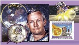 Guinea  2006 Apollo 11, John Glenn, Space - Guinea (1958-...)