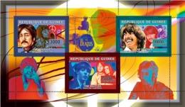 Guinea  2006 Beatles, ,music - Guinea (1958-...)