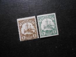D.R.20/21 L  3/5Pf**MNH  Deutsche Kolonien (Kamerun) 1905/1919  Mi 5,20 € - Colony: Cameroun