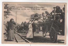 3954, Russische Verwüstung In Ostpreußen, Reute Kreuz - Weltkrieg 1914-18
