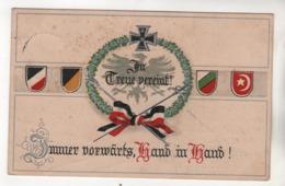 6973, Feldpost, In Treue Vereint! - Weltkrieg 1914-18