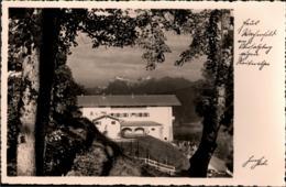 ! Alte Ansichtskarte Haus Wachenfeld Am Obersalzberg, Haus Von Adolf Hitler, Verlag Hans Huber - Berchtesgaden