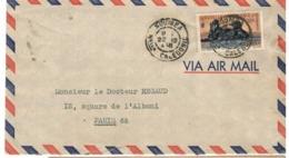 21983 - De NOUMEA Pour La France - Nueva Caledonia