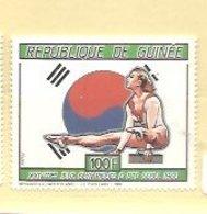 REPUBLICA DE GINEE 1988 ** - Gimnasia