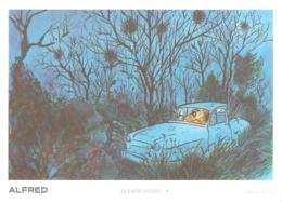 BD - Image - Alfred : La Belle Saison - [CIBDI - Angoulême 2019] - Serigraphien & Lithographien