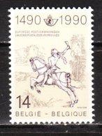 2350a**  Liaison Postale Innsbruck-Malines - Brun-jaune - MNH** - LOOK!!!! - Belgique
