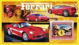 Guinea  2006 Enzo Ferrari,cars - Guinea (1958-...)