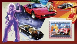 Guinea  2006 Enzo Ferrari,cars,Elvis Presley - Guinea (1958-...)