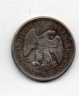 USA : 20 Cts 1877 - Émissions Fédérales