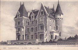 CPA - 14 - TOURGEVILLE - La Villa Mors - 242 - Autres Communes