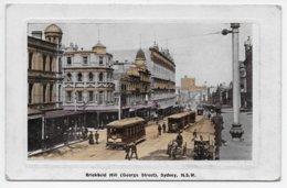 Sydney -- Brickfield Hill (George Street) - Sydney