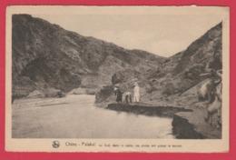 China / Chine - Palakaï ... Au Sud Dans Le Ravin, Les Pluies Ont Grossi Le Torrent -1938 ( Always See Reverse ) - Chine