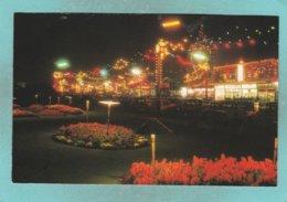 Small Post Card Of The Illuminations,Morecambe,Lancashire,S71. - Angleterre