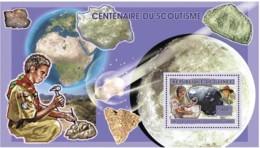 Guinea  2006 Scouts ,minerals - Guinea (1958-...)