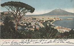 IT384 NAPOLI PANORAMA BEFORE 1904 - Napoli (Naples)