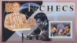 Guinea  2006 Chess  , Garry Kasparov - Guinea (1958-...)
