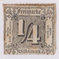ALLEMAGNE TOUR ET TAXIS 1858: Le Y&T 20, Neuf (*) - Thurn En Taxis