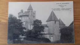 CPA  VILLEJOUBERT - France