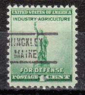USA Precancel Vorausentwertung Preo, Locals Maine, Hinckley 734 - Vereinigte Staaten