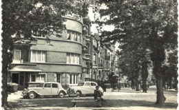 UCCLE   Avenue   Molière, Vue Prise De La Place Constantin Meunier. - Uccle - Ukkel