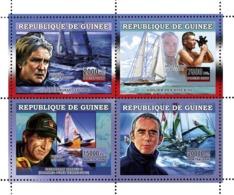 Guinea  2006 Sailboats - Guinea (1958-...)