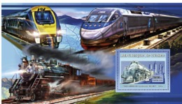 Guinea  2006  American Trains - Guinea (1958-...)