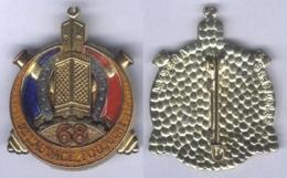 Insigne De L'Amicale Du 68e Régiment D'Artillerie - Esercito