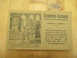Cambron Casteau Carnet Perfecte 10 Cartes - Brugelette