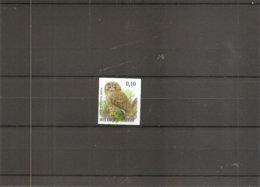 Belgique - Buzin -Oiseaux ( 3956 Non Dentelé) - Non Dentelés