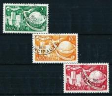 Mónaco Nº 332/3 (año 1949) Usado - Mónaco