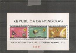 Honduras - Télécom ( BF 11 XXX -MNH) - Honduras