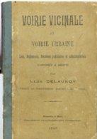 Voirie Vicinale   Province Du Hainaut  1895 - België