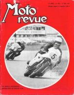 Moto Revue Hebdomadaire N° 1932 Mai 1969: Karl Hoppe à Hockenheim (moteur U.R.S.) Publicité Norton - Auto/Moto