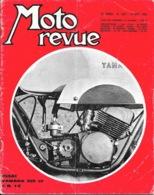 Moto Revue Hebdomadaire N° 1897 Septembre 1968: Essais Yamaha 250 Cc - Publicité Norton - Auto/Moto