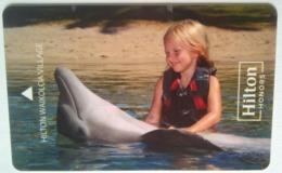 Hilton Hawaii  (Dolphin) - Chiavi Elettroniche Di Alberghi