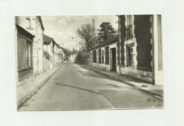 33 - SAINT SYMPHORIEN - Cpsm Non Dentellé Cours Gambetta - France