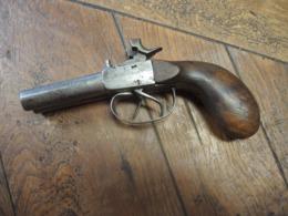 Pistolet A Broche - Armi Da Collezione