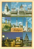 Budapest (Hungary, Ungheria) Vedute, Views, Vues, Ansicht - Ungheria